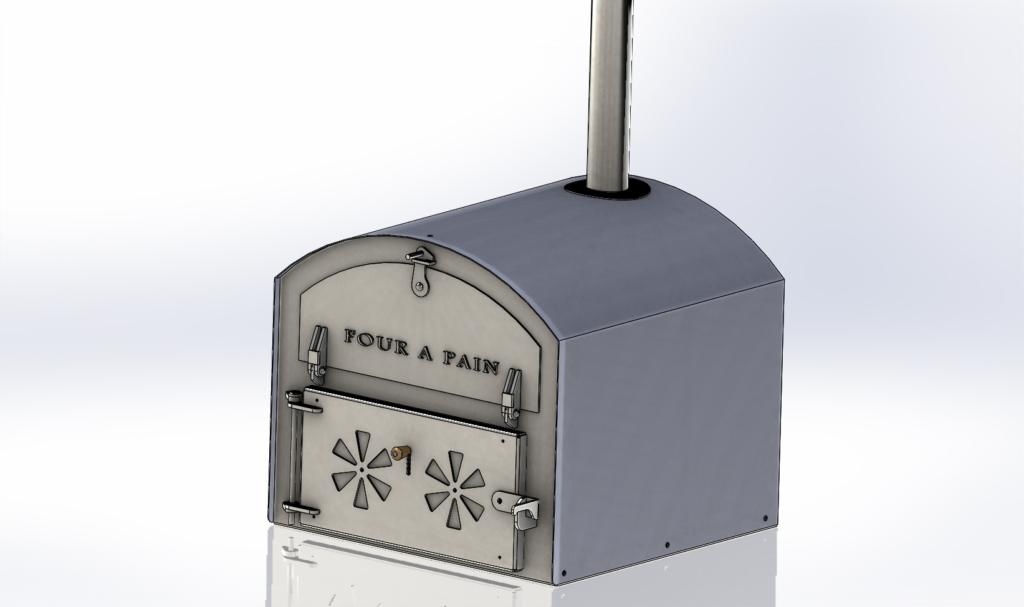 Four à pain création artisanale 79