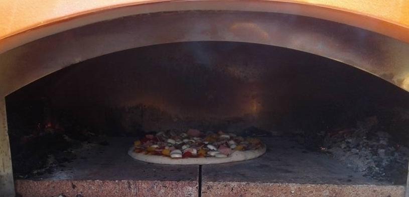 Four à pizza à Niort