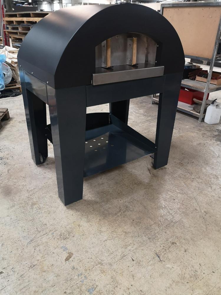 Four à bois design sur-mesure 79